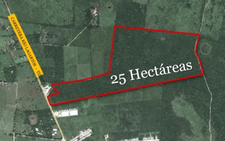 Foto de terreno habitacional en venta en  , tizimin centro, tizimín, yucatán, 2642726 No. 02