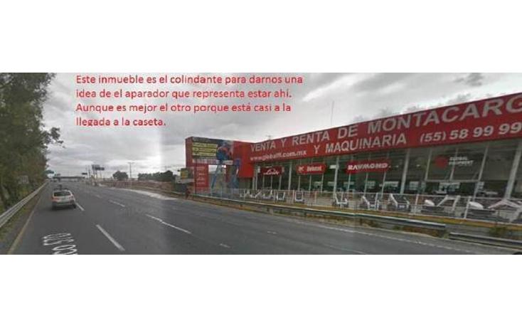 Foto de terreno comercial en venta en  , tlacateco, tepotzotlán, méxico, 1602330 No. 02
