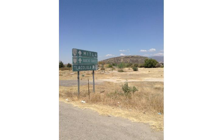 Foto de terreno habitacional en venta en  , tlacolula de matamoros centro, tlacolula de matamoros, oaxaca, 860833 No. 09