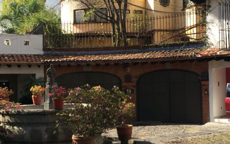Foto de casa en condominio en venta en, tlacopac, álvaro obregón, df, 1442229 no 03