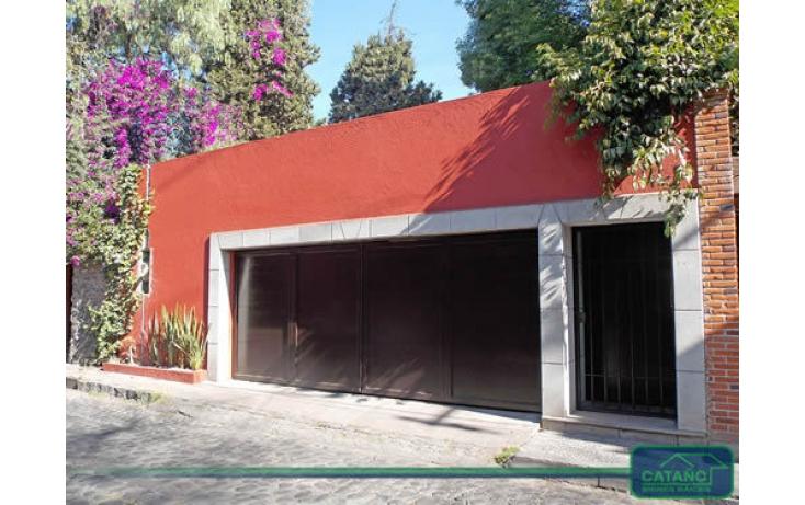 Foto de casa en venta en, tlacopac, álvaro obregón, df, 512534 no 01