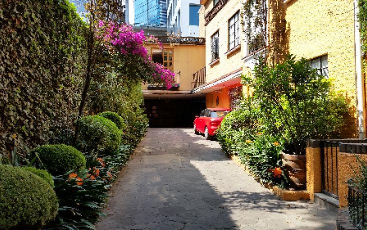 Foto de casa en condominio en venta en, tlacopac, álvaro obregón, df, 949579 no 01