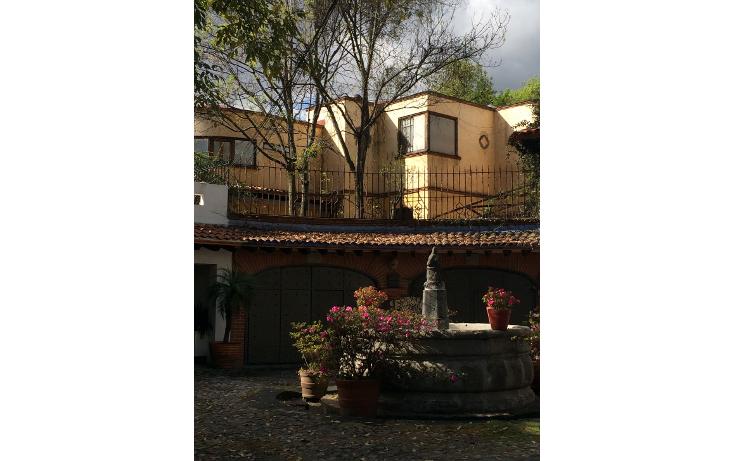 Foto de casa en venta en  , tlacopac, ?lvaro obreg?n, distrito federal, 1442229 No. 01