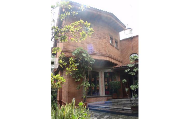 Foto de casa en venta en  , tlacopac, ?lvaro obreg?n, distrito federal, 1523799 No. 17