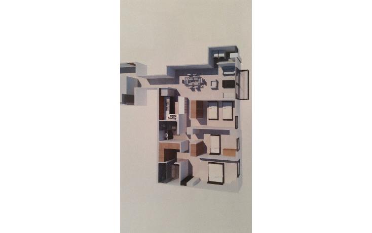 Foto de departamento en venta en  , tlacopac, álvaro obregón, distrito federal, 1574012 No. 06