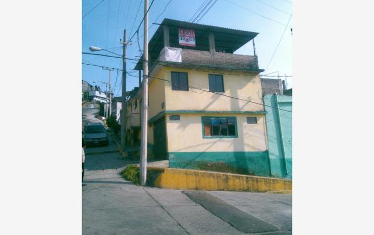 Foto de casa en venta en tlacopan 3126, lázaro cárdenas 3ra. sección, tlalnepantla de baz, méxico, 1803696 No. 01