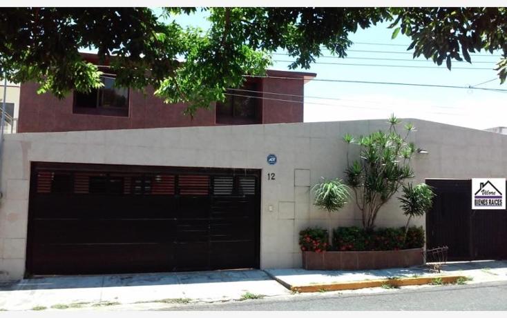 Foto de casa en venta en tlacotalpan 1, la tampiquera, boca del río, veracruz de ignacio de la llave, 1530044 No. 01