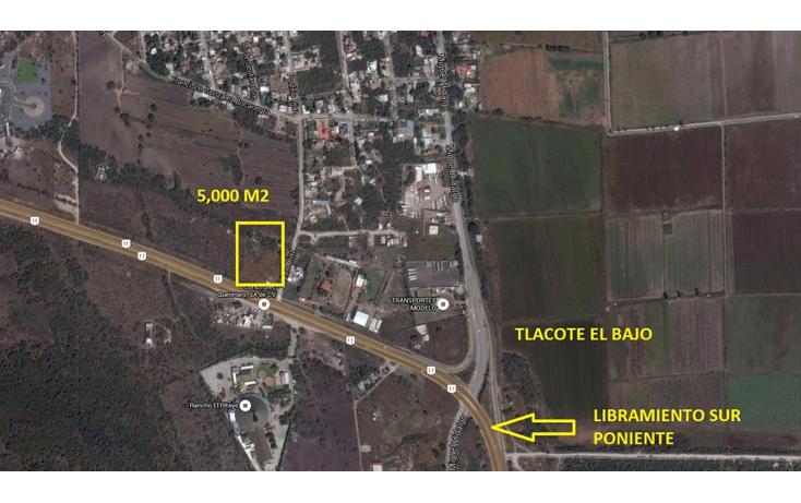 Foto de terreno comercial en venta en  , tlacote el bajo, querétaro, querétaro, 1722762 No. 01