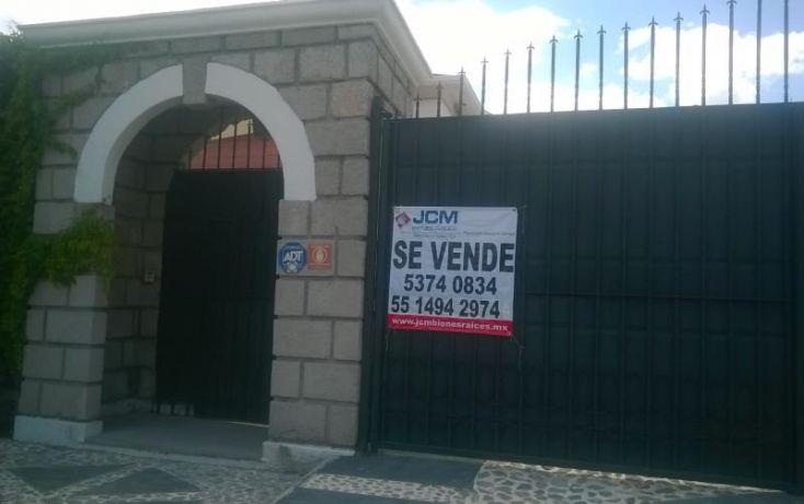 Foto de casa en venta en tlacote, villas del mesón, querétaro, querétaro, 1212239 no 02