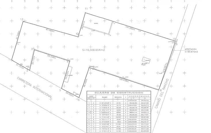 Foto de terreno comercial en venta en  , tlalixtac de cabrera, tlalixtac de cabrera, oaxaca, 1646583 No. 04