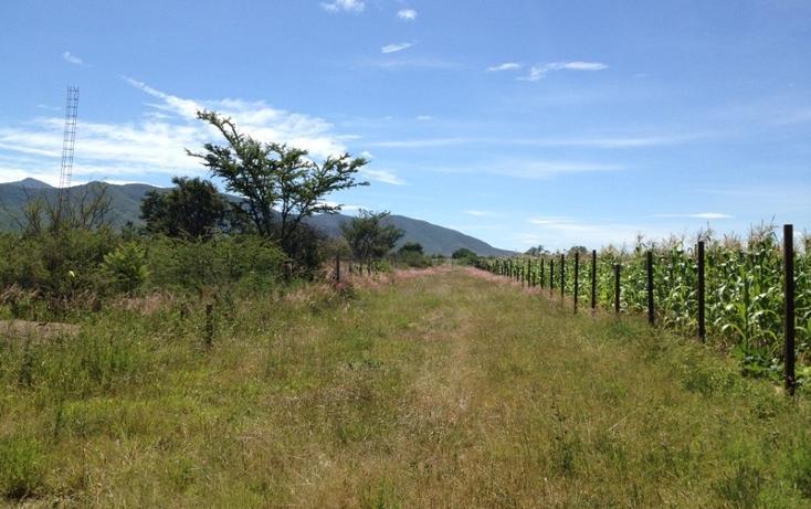 Foto de terreno habitacional en venta en  , tlalixtac de cabrera, tlalixtac de cabrera, oaxaca, 2735657 No. 01