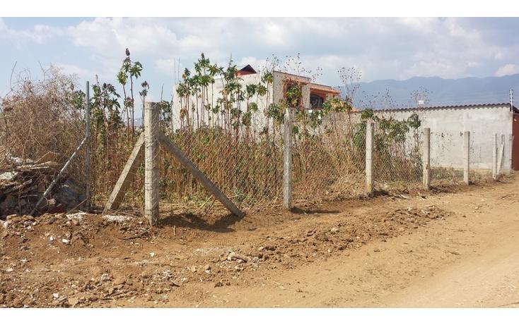 Foto de terreno habitacional en venta en  , tlalixtac de cabrera, tlalixtac de cabrera, oaxaca, 791913 No. 01