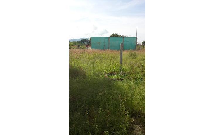 Foto de terreno habitacional en venta en  , tlalixtac de cabrera, tlalixtac de cabrera, oaxaca, 825121 No. 09