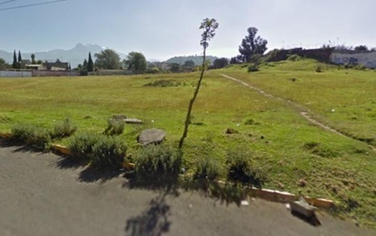 Foto de terreno habitacional en venta en de la rosa , tlalmanalco, tlalmanalco, méxico, 1523455 No. 01