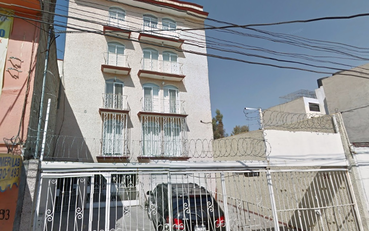 Foto de departamento en venta en  , tlalnepantla centro, tlalnepantla de baz, méxico, 1128739 No. 01