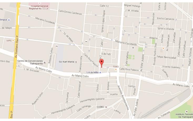 Foto de departamento en venta en  , tlalnepantla centro, tlalnepantla de baz, méxico, 1128739 No. 03