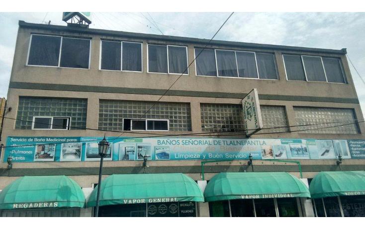 Foto de edificio en venta en  , tlalnepantla centro, tlalnepantla de baz, méxico, 1302587 No. 01