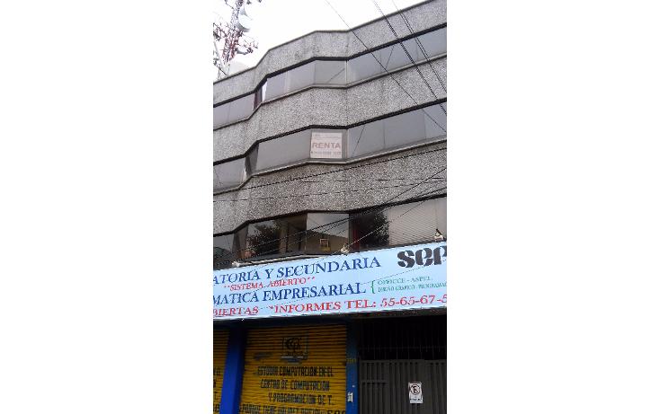 Foto de oficina en renta en  , tlalnepantla centro, tlalnepantla de baz, méxico, 1525261 No. 01