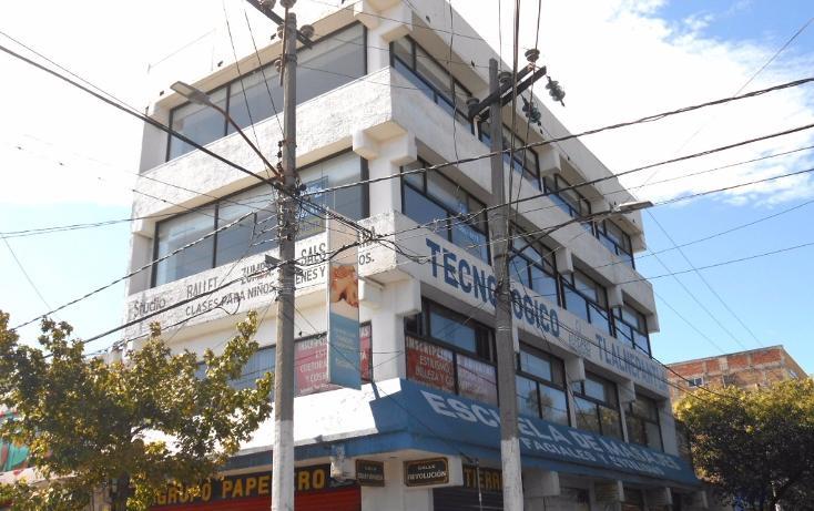 Foto de oficina en renta en  , tlalnepantla centro, tlalnepantla de baz, méxico, 1706744 No. 01