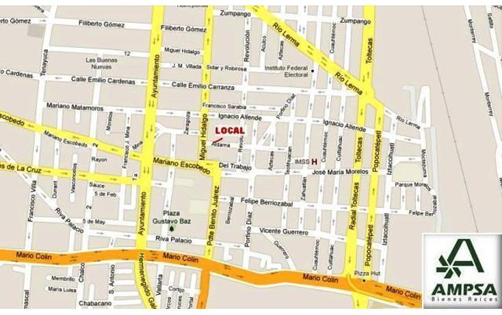 Foto de local en venta en  , tlalnepantla centro, tlalnepantla de baz, méxico, 1835832 No. 06