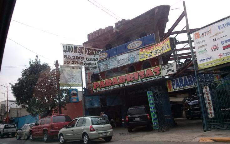 Foto de terreno comercial en venta en  , tlalnepantla centro, tlalnepantla de baz, m?xico, 1835856 No. 01