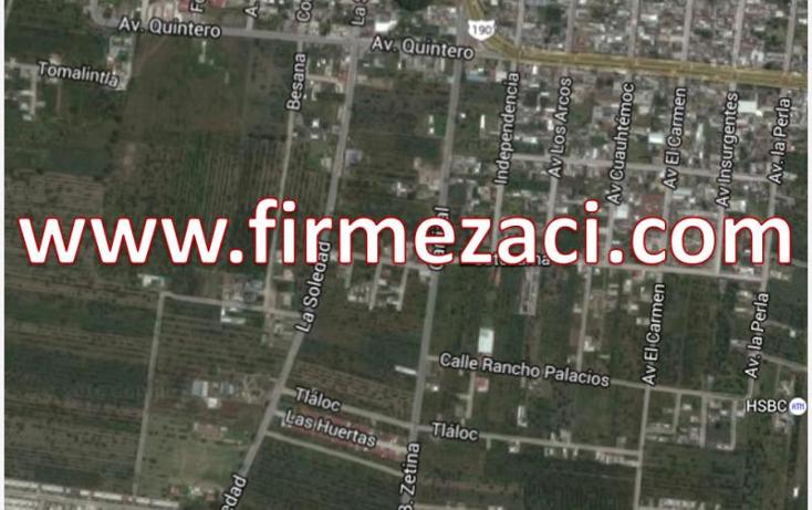 Foto de terreno habitacional en venta en tlaloc 10, las huertas, huejotzingo, puebla, 1935128 No. 01