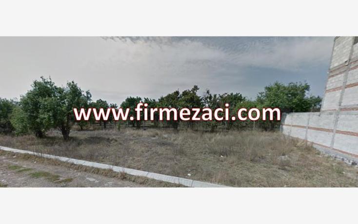 Foto de terreno habitacional en venta en tlaloc 10, las huertas, huejotzingo, puebla, 1935128 No. 02