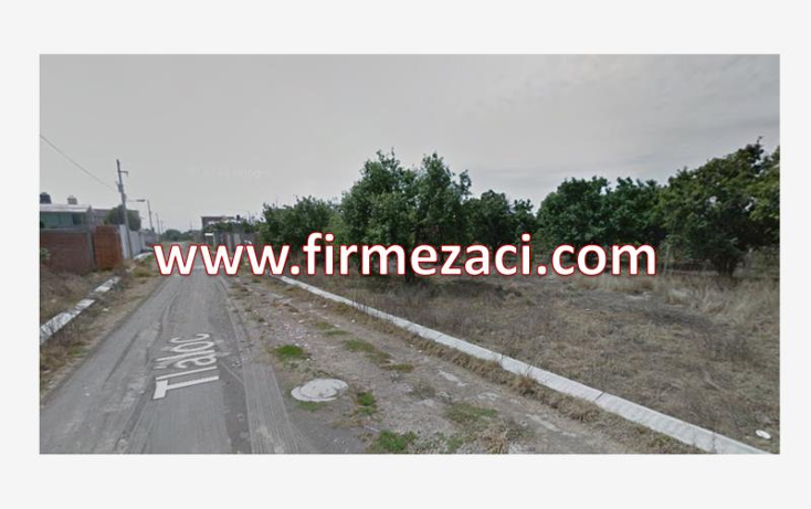Foto de terreno habitacional en venta en tlaloc 10, las huertas, huejotzingo, puebla, 1935128 No. 03