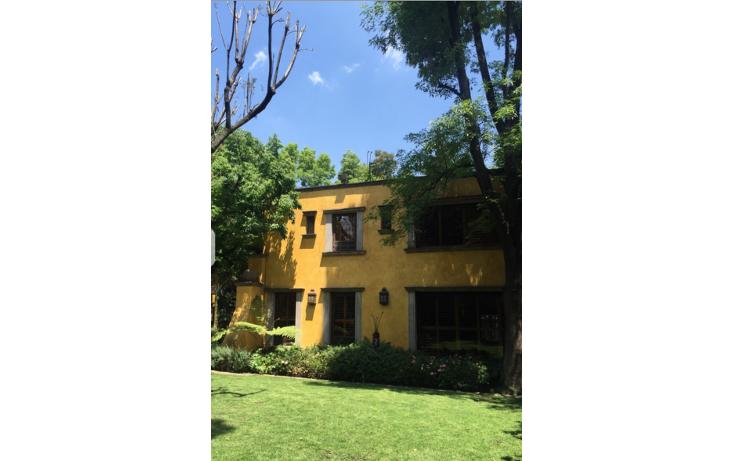 Foto de casa en venta en  , tlalpan centro, tlalpan, distrito federal, 1509829 No. 01