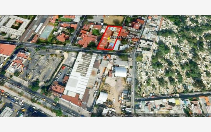 Foto de terreno habitacional en venta en  , tlalpan centro, tlalpan, distrito federal, 1628498 No. 03