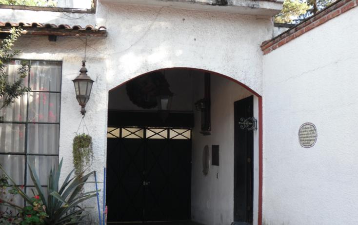 Foto de terreno habitacional en venta en  , tlalpan centro, tlalpan, distrito federal, 1665815 No. 01