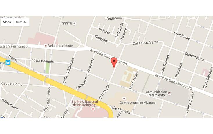 Foto de terreno habitacional en venta en  , tlalpan centro, tlalpan, distrito federal, 1665815 No. 05