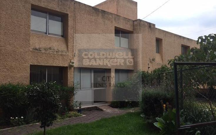 Foto de edificio en venta en  , tlalpan centro, tlalpan, distrito federal, 1850012 No. 01