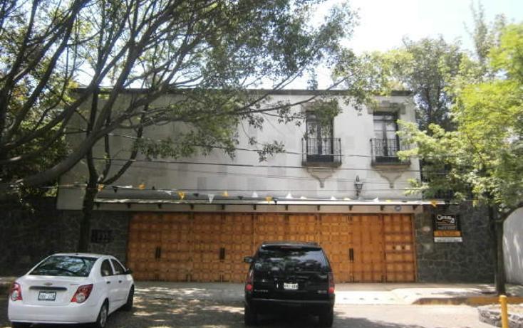 Foto de casa en venta en  , tlalpan centro, tlalpan, distrito federal, 1879576 No. 01