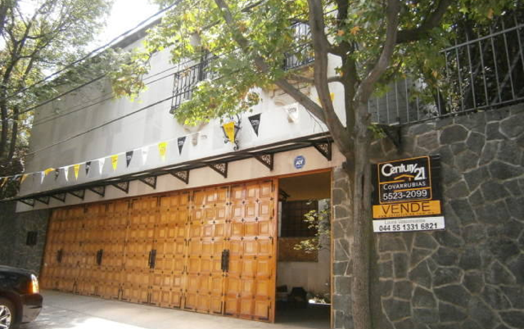 Foto de casa en venta en  , tlalpan centro, tlalpan, distrito federal, 1879576 No. 02