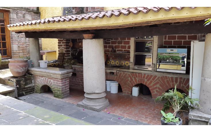 Foto de casa en venta en  , tlalpan, tlalpan, distrito federal, 1285791 No. 30