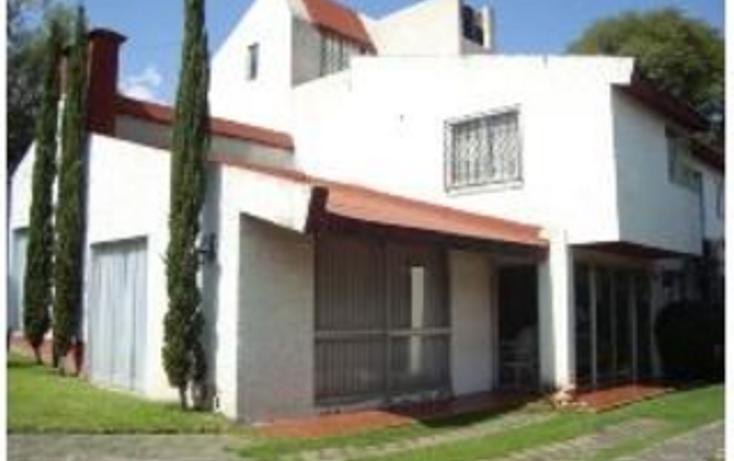 Foto de casa en venta en  , tlalpan, tlalpan, distrito federal, 1522764 No. 01