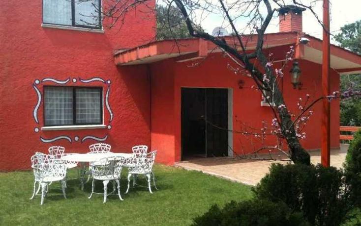 Foto de casa en venta en  , tlalpan, tlalpan, distrito federal, 454778 No. 01