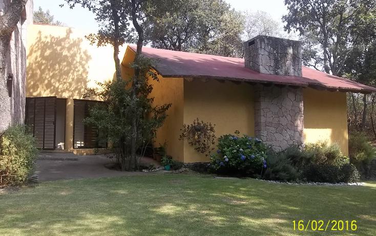 Foto de casa en venta en  , tlalpuente, tlalpan, distrito federal, 1199393 No. 01