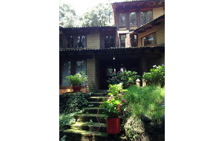 Foto de casa en venta en  , tlalpuente, tlalpan, distrito federal, 1319663 No. 02