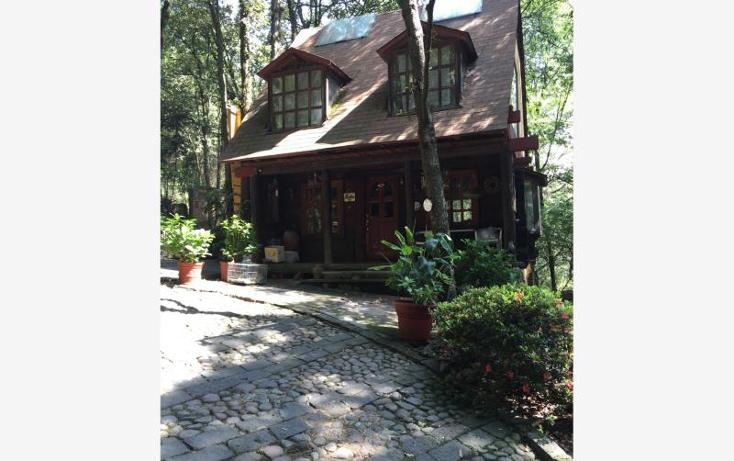 Foto de casa en venta en  , tlalpuente, tlalpan, distrito federal, 1587174 No. 01