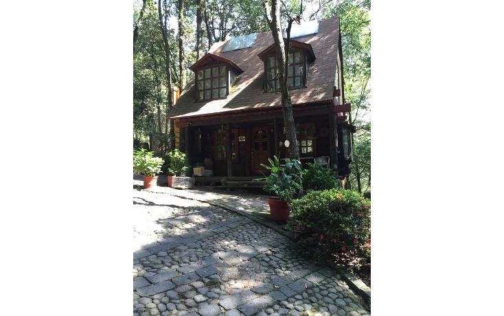 Foto de casa en venta en  , tlalpuente, tlalpan, distrito federal, 984737 No. 01