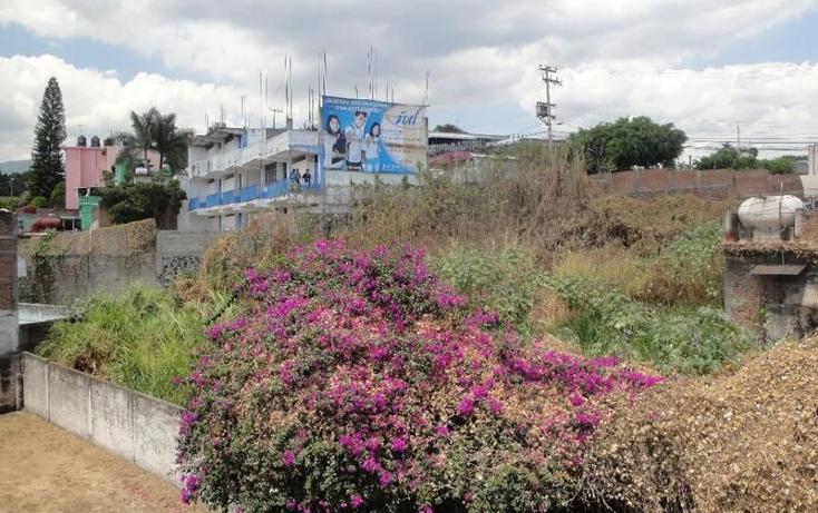 Foto de terreno habitacional en venta en  , tlaltenango, cuernavaca, morelos, 1048435 No. 01