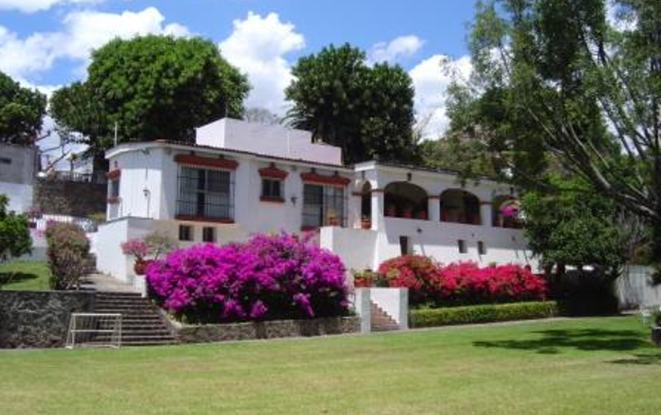 Foto de casa en renta en  , tlaltenango, cuernavaca, morelos, 1076941 No. 01