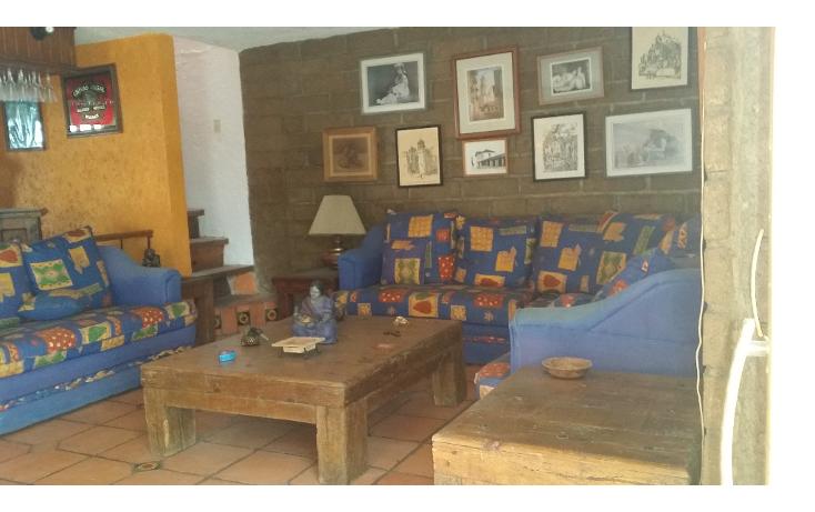 Foto de casa en venta en  , tlaltenango, cuernavaca, morelos, 1396085 No. 02
