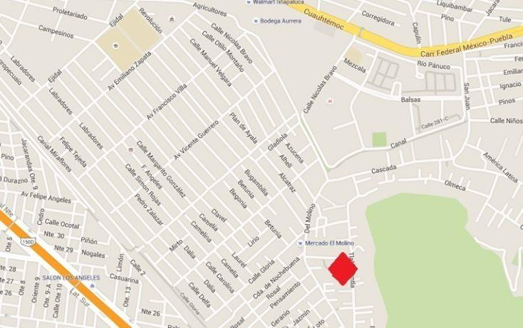 Foto de terreno habitacional en venta en tlanepantla, tlapacoya, ixtapaluca, estado de méxico, 1075129 no 03