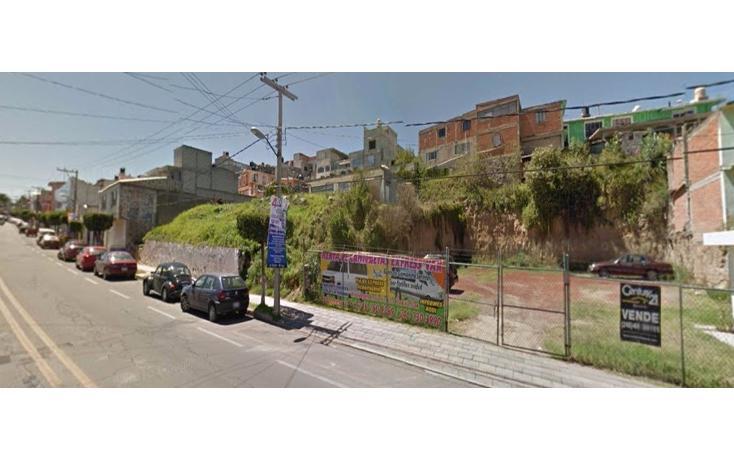 Foto de terreno habitacional en venta en  , tlaxcala centro, tlaxcala, tlaxcala, 1941389 No. 01