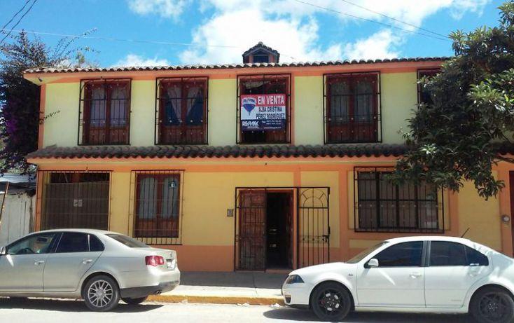 Foto de casa en venta en, tlaxcala i, san cristóbal de las casas, chiapas, 1475065 no 01