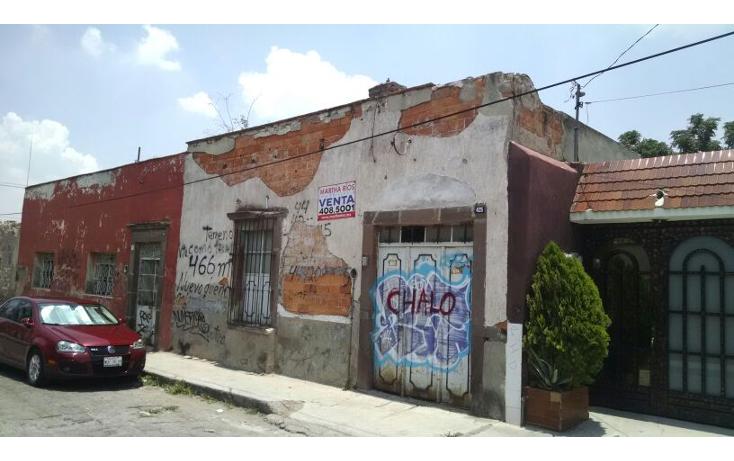 Foto de terreno habitacional en venta en  , tlaxcala, san luis potosí, san luis potosí, 1272947 No. 01