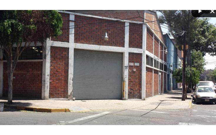 Foto de terreno habitacional en venta en  , tlaxpana, miguel hidalgo, distrito federal, 1671939 No. 01